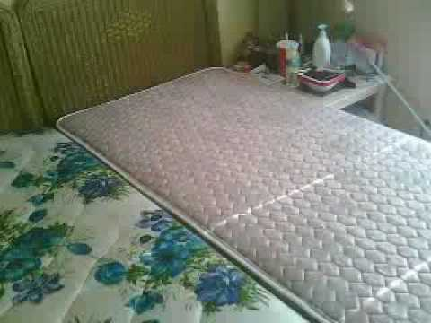Two Twin Beds W Matching Box Springs Bed Frames Head Boards