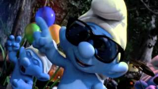 The Smurfs 2 - Nice vs. Naughty (Na Na Na) Teaser- Indian Idol Junior & Adhi HipHop Tamizha