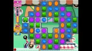 Candy Crush Saga on Facebook Level 18