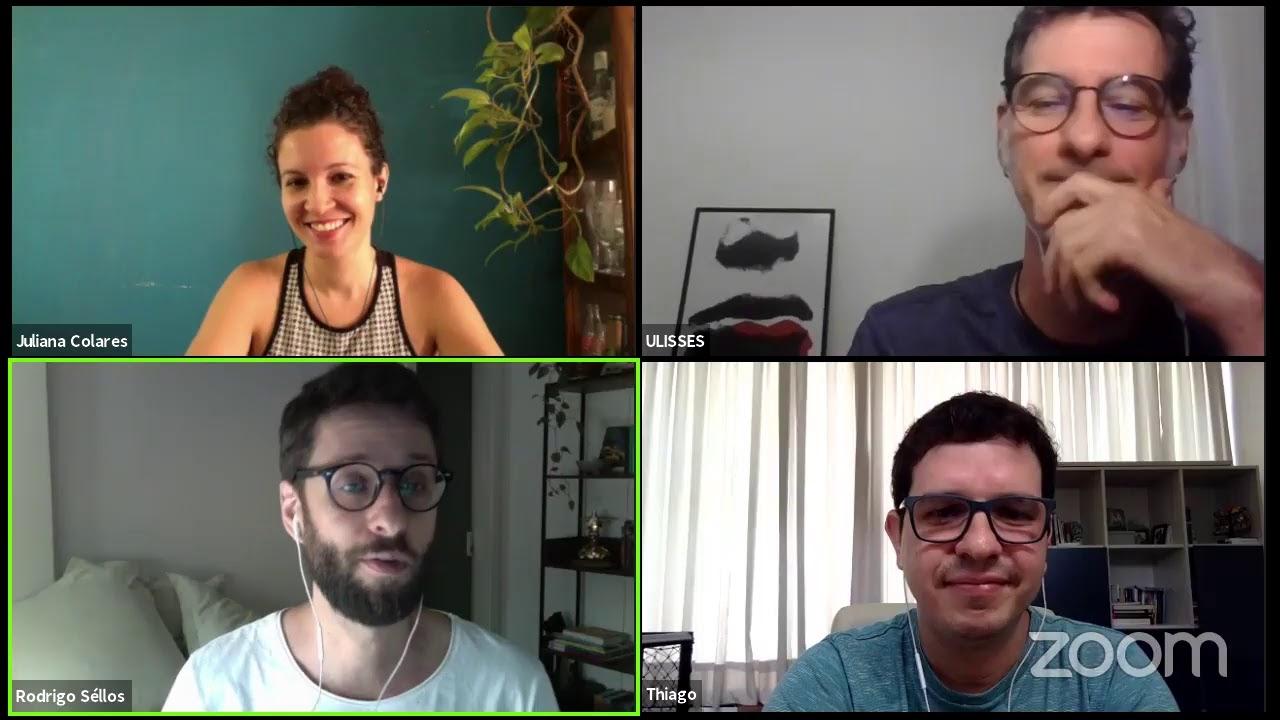 Debate no Festival de Brasília