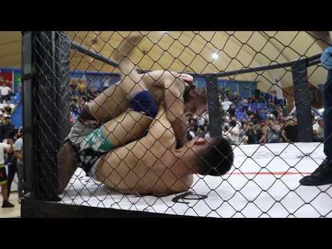 Колизей: Битва Чемпионов 8: Азам Мирзоев (Таджикистан) vs. Шергазы Сактанов (Кыргызстан) | 70 кг