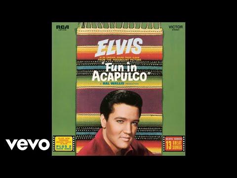Elvis Presley - Bossa Nova Baby (Audio)
