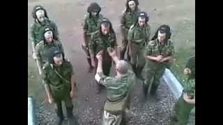 прикол короткий инструктаж  в армии