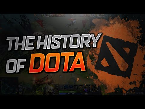The History of DOTA