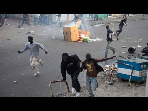 Unrest mars early voting in Senegal election
