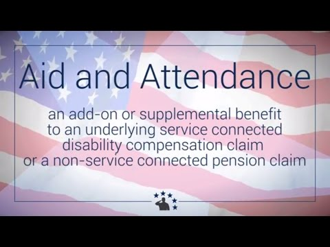 VA Aid & Attendance: Benefit for Assisted Living, In Home Care, and Nursing Home Expenses