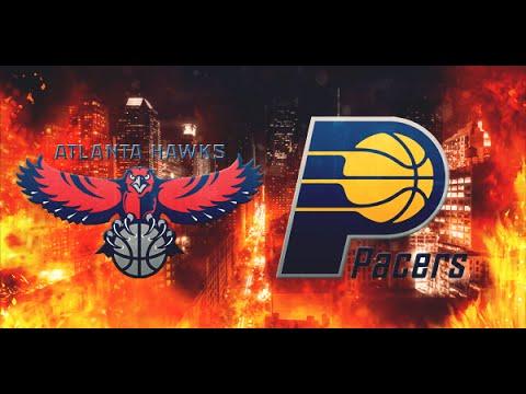 NBALIVE16- (NBA Rewind 12/28/15) Atlanta Hawks Vs Indiana Pacers