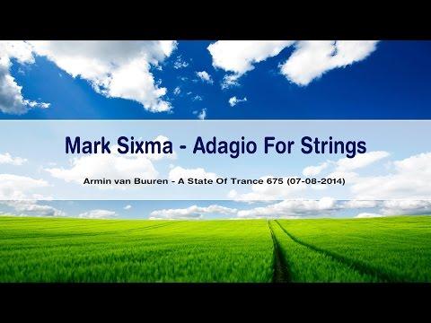 Mark Sixma - Adagio For Strings [HD]