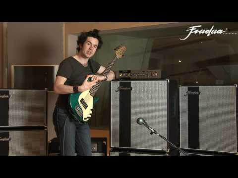 Frudua B600 Bass Head: using effects tutorial by Dave Marks