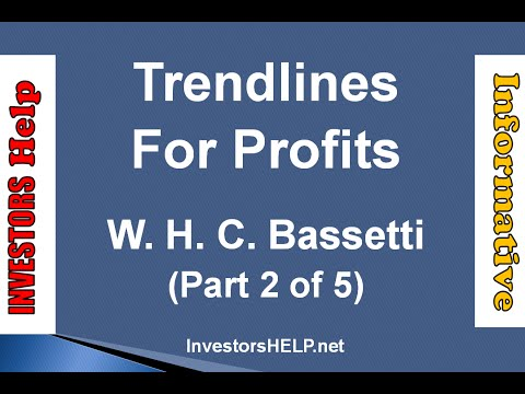 Trendlines For Profits (Part 2 of 5)