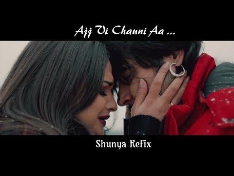 Ajj Vi Chaunni Aah (Shunya Refix) || Ninja || Goldboy
