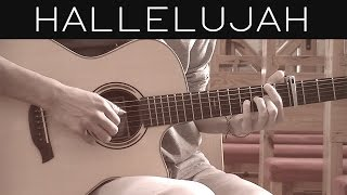 Hallelujah - Leonard Cohen (fingerstyle guitar cover by Albert Gyorfi) [+TABS]