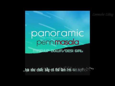 Vietsub - Mashup Down/Desi Girl |  Penn Masala | Nhạc Ấn Độ vietsub