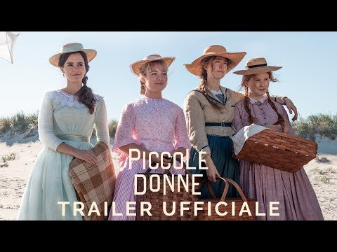 Piccole Donne - Trailer ufficiale | Dal 9 gennaio al cinema