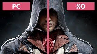 Assassin's Creed: Unity – PC vs. Xbox One Graphics Comparison [FullHD]