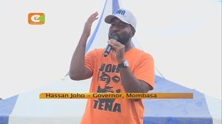 Joho troubles deepen as KRA freezes six bank accounts