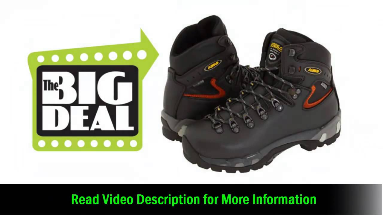 d963bbde718 Asolo Power Matic 200 GV Dark Graphite Boot Best Price Online Deal