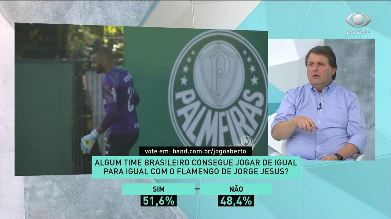 DENÍLSON E ULISSES DISCUTEM: APRENDE A FAZER TELEVISÃO! | JOGO ABERTO