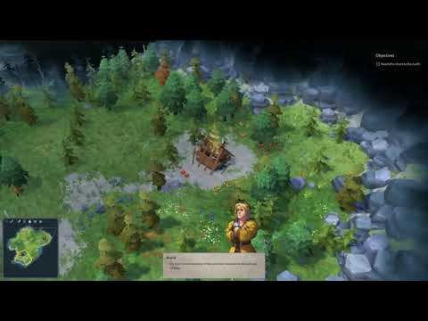 Northgard Gameplay PC Game Early Game thumbnail