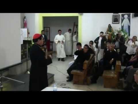 SAN BARTOLO, AMEYALCO: VISITA PASTORAL
