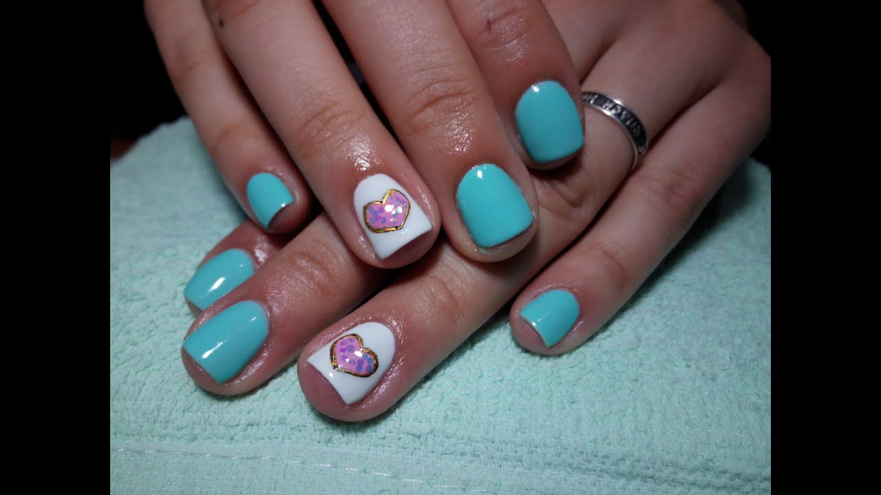 Жидкие камни и литье на ногтях, броши на ногтях гель-лаками Kodi .