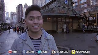 No Pants Subway Ride Dirty Underwear Prank 2016 Improv Everywhere NYC