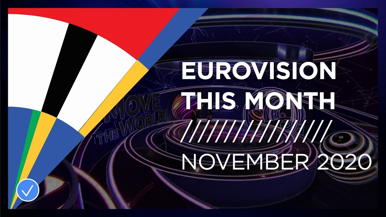 Eurovision This Month: November 2020