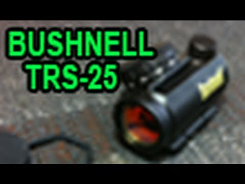 Bushnell Trs 25 Review