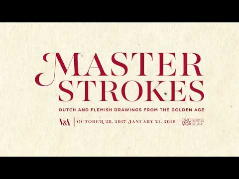 Master Strokes: Dutch and Flemish Drawings from the Golden Age