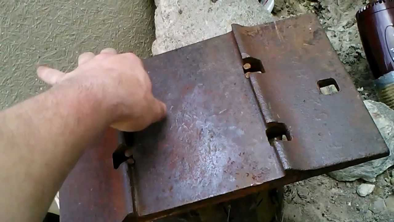 Homemade Cheap Forge!
