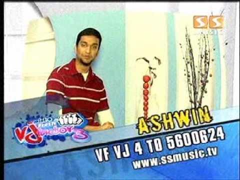 Ashwin Ravi - VJ Factor 3 Voting Promo