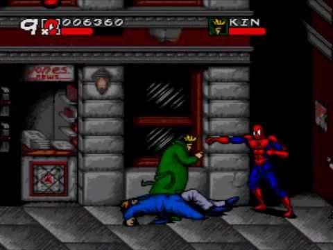 1 6 Spiderman Venom Maximum Carnage Walkthrough Youtube