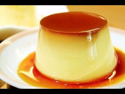 How To Make Custard Pudding 像爱情甜蜜的甜品 / 焦糖布丁 Crème Caramel Recipe