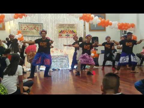Tuvalu Dance - Serenitys 1st Birthday 15/10/16