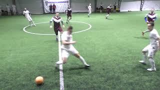 Полный матч H Energy 4 3 Славутич Турнир по мини футболу в Киеве