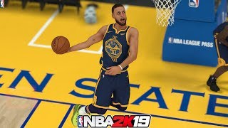 NBA 2K19 Top 10 Rare and Difficult Dunks!