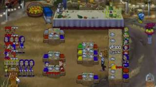 Diner Dash: Seasonal Snack Pack - Hometown Harvest Level 8