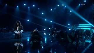 "MGP 2013: Loreen - ""My Heart Is Refusing Me"""