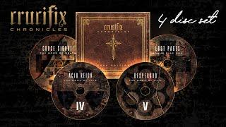 """CRUCIFIX - """"Bring The Rain"""" [Audio]"""