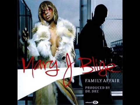 Mary J Blige ft Jada & Fabolous  Family Affair Remix