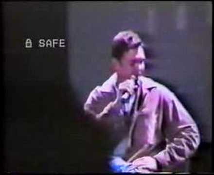 Nicholas Lea at the X Files Expo New York 1998