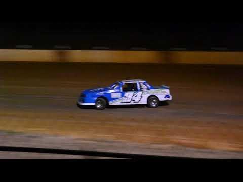 Pure Stock 4 practice 3/20/2020 County Line Raceway NC
