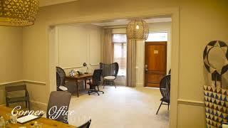 Corner Office Suite