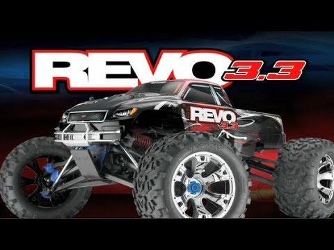 Traxxas Revo 3 3 - For sale on eBay (link in desc)