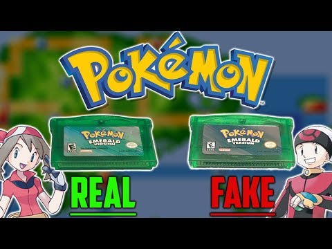 Easy Tips When Searching For LEGIT Pokemon GBA Cartridges