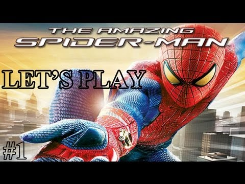 Let's Play The Amazing Spiderman Part 1 FR HD
