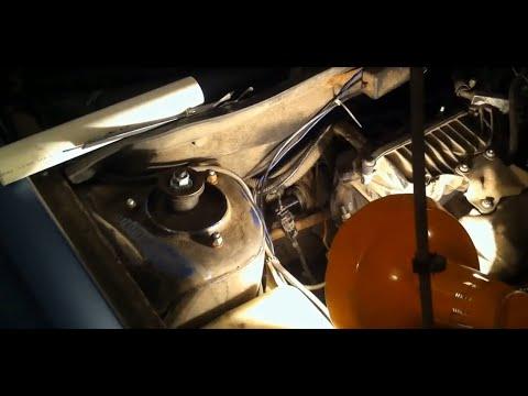 Как подтянуть рулевую рейку на калине с электроусилителем не снимая