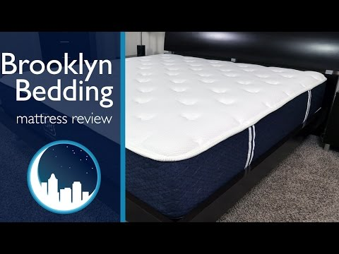 Brooklyn bedding mattress review youtube for Brooklyn bedding reviews