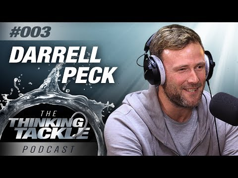 Korda Thinking Tackle Podcast #003 - Darrell Peck | Carp Fishing