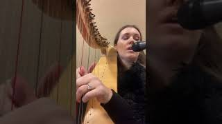 All I ask of you- harp & voice YouTube Thumbnail
